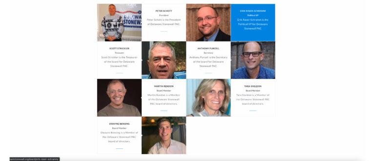 2021 Board Members