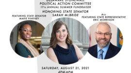 Delaware Stonewall PAC 17th Annual Summer Fundraiser